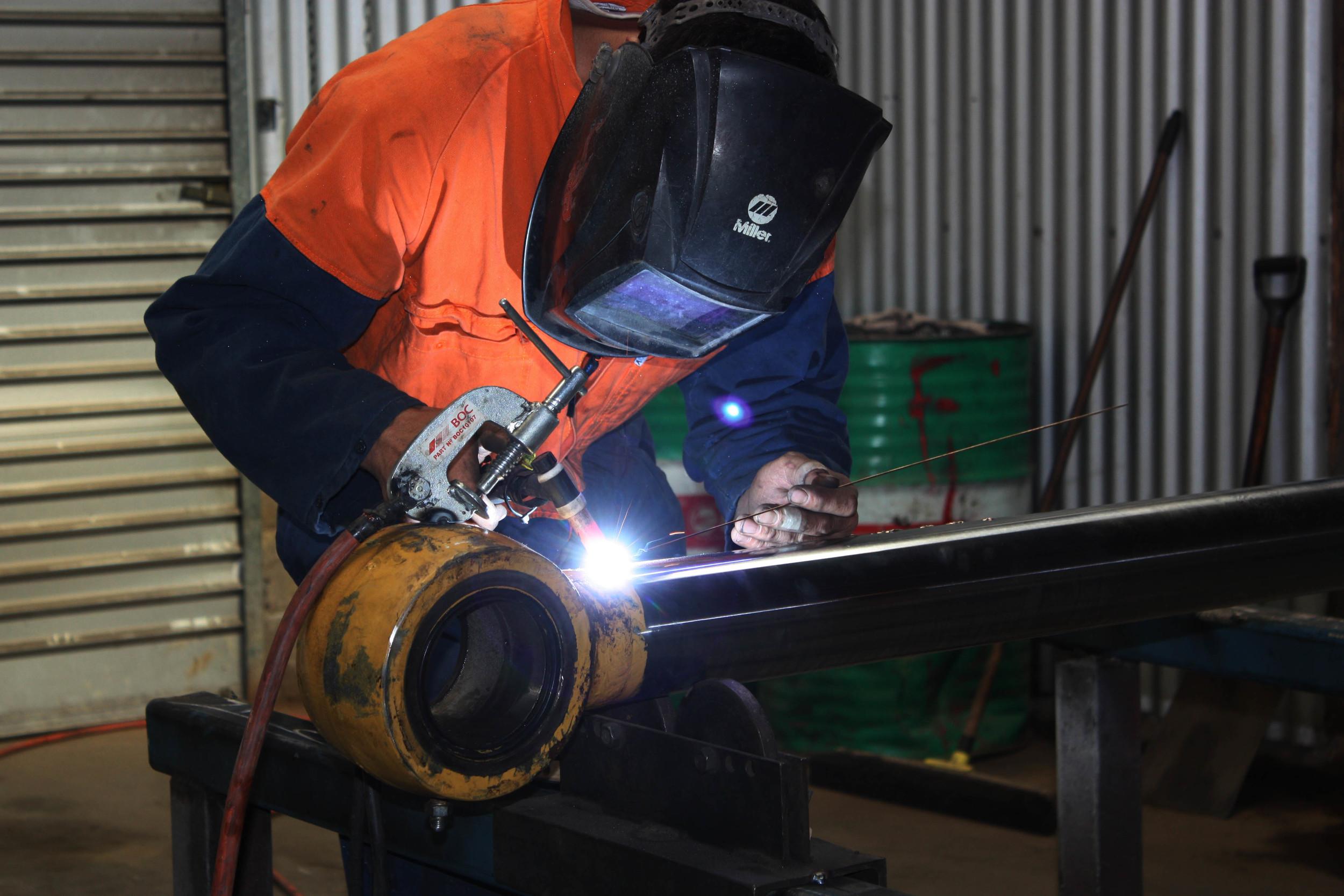 Fabrication/ Welding