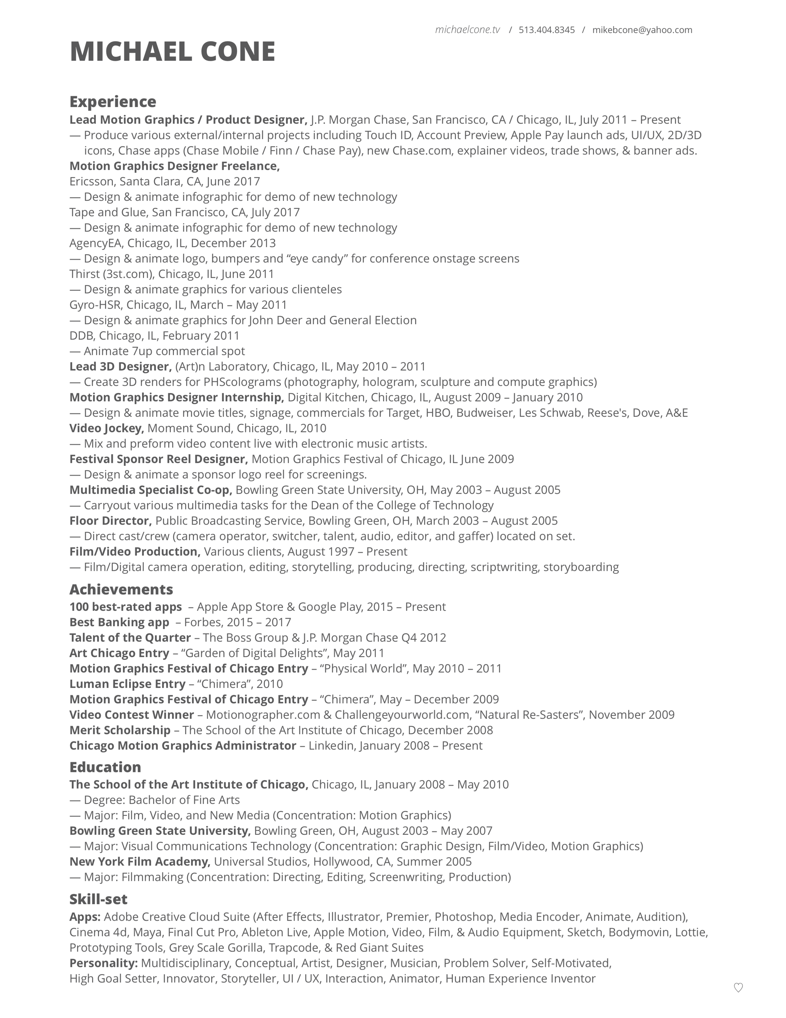 MichaelCone_Resume_2018_Final_2.png