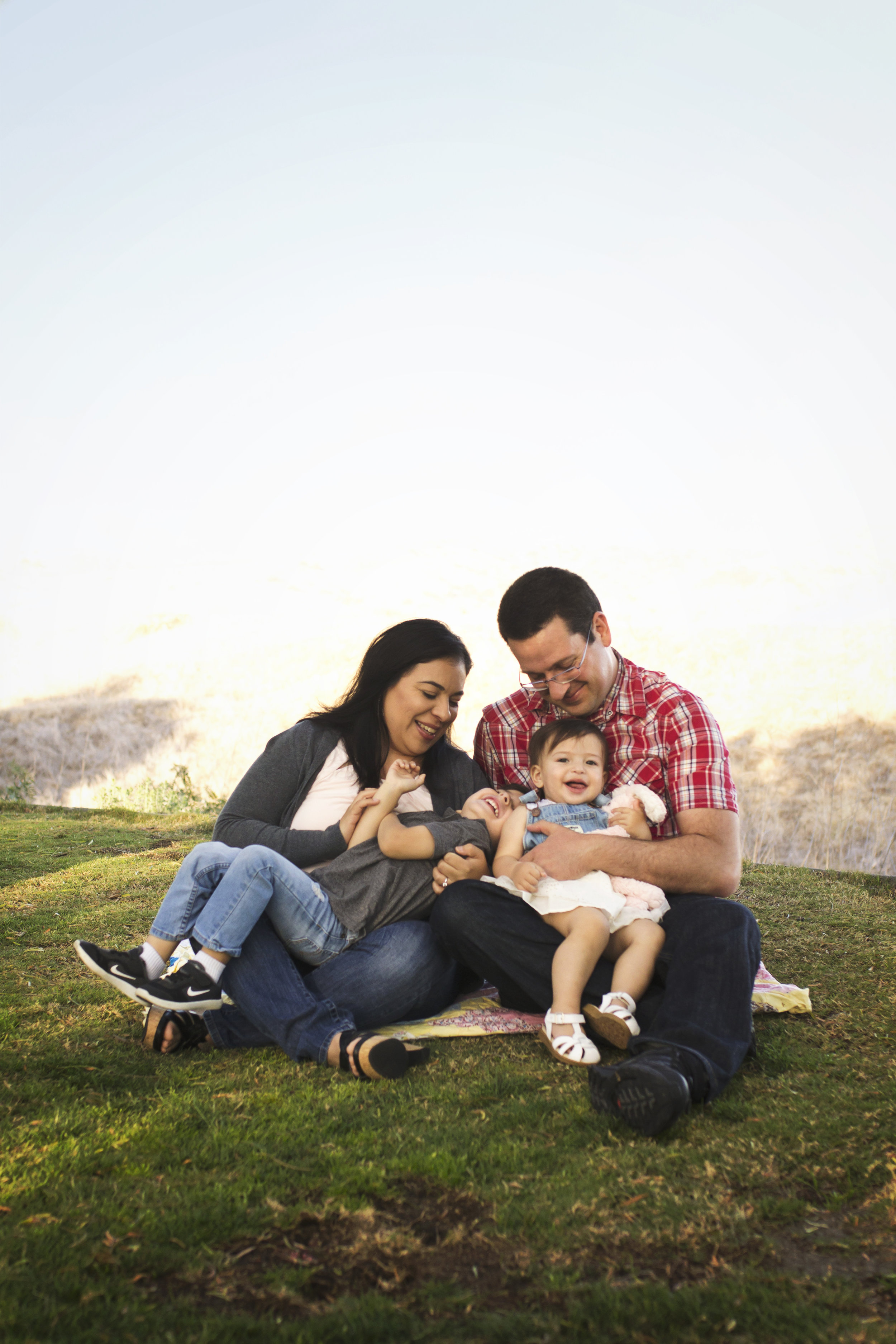 Child and Family Outdoor Photographer
