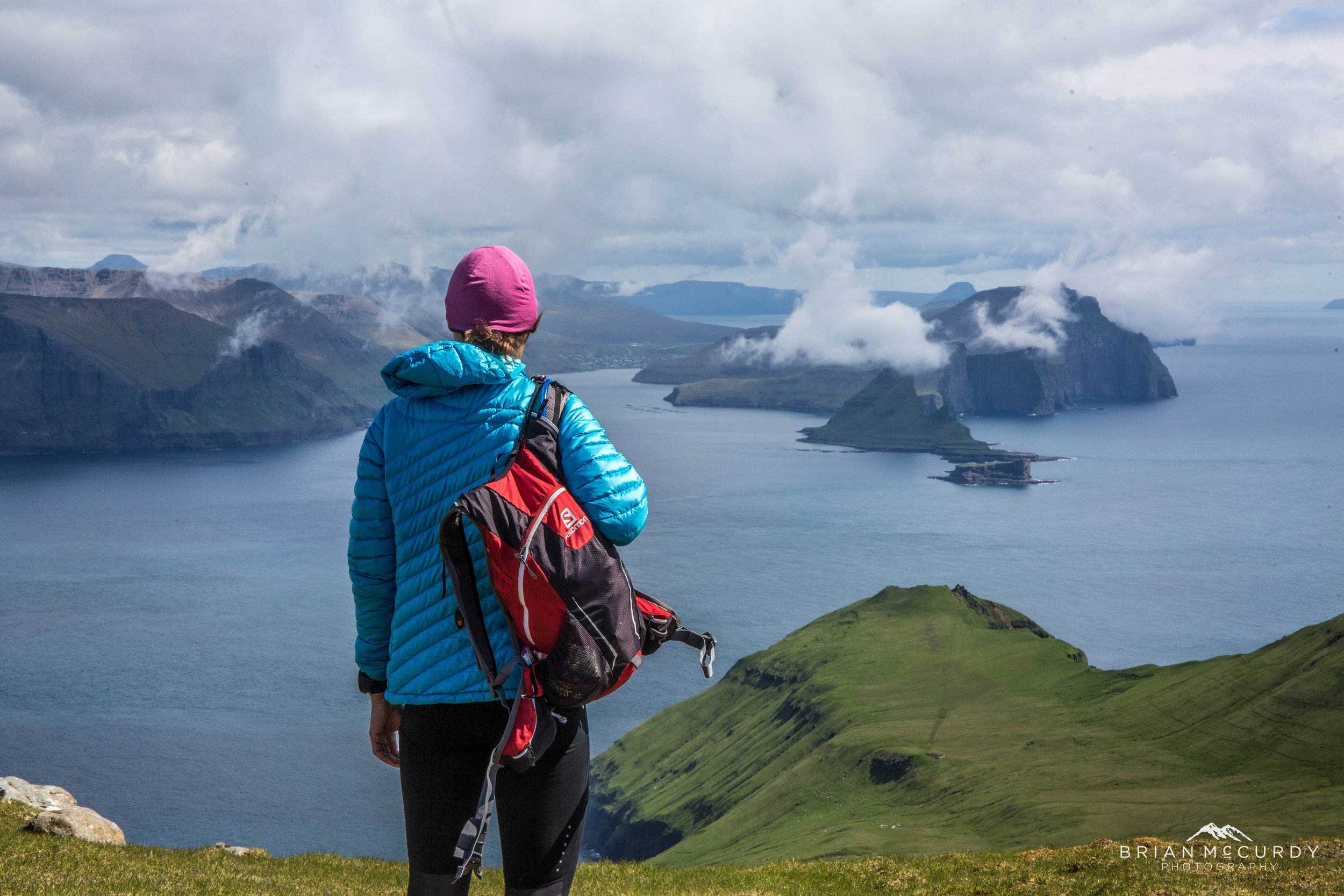 Faroes running