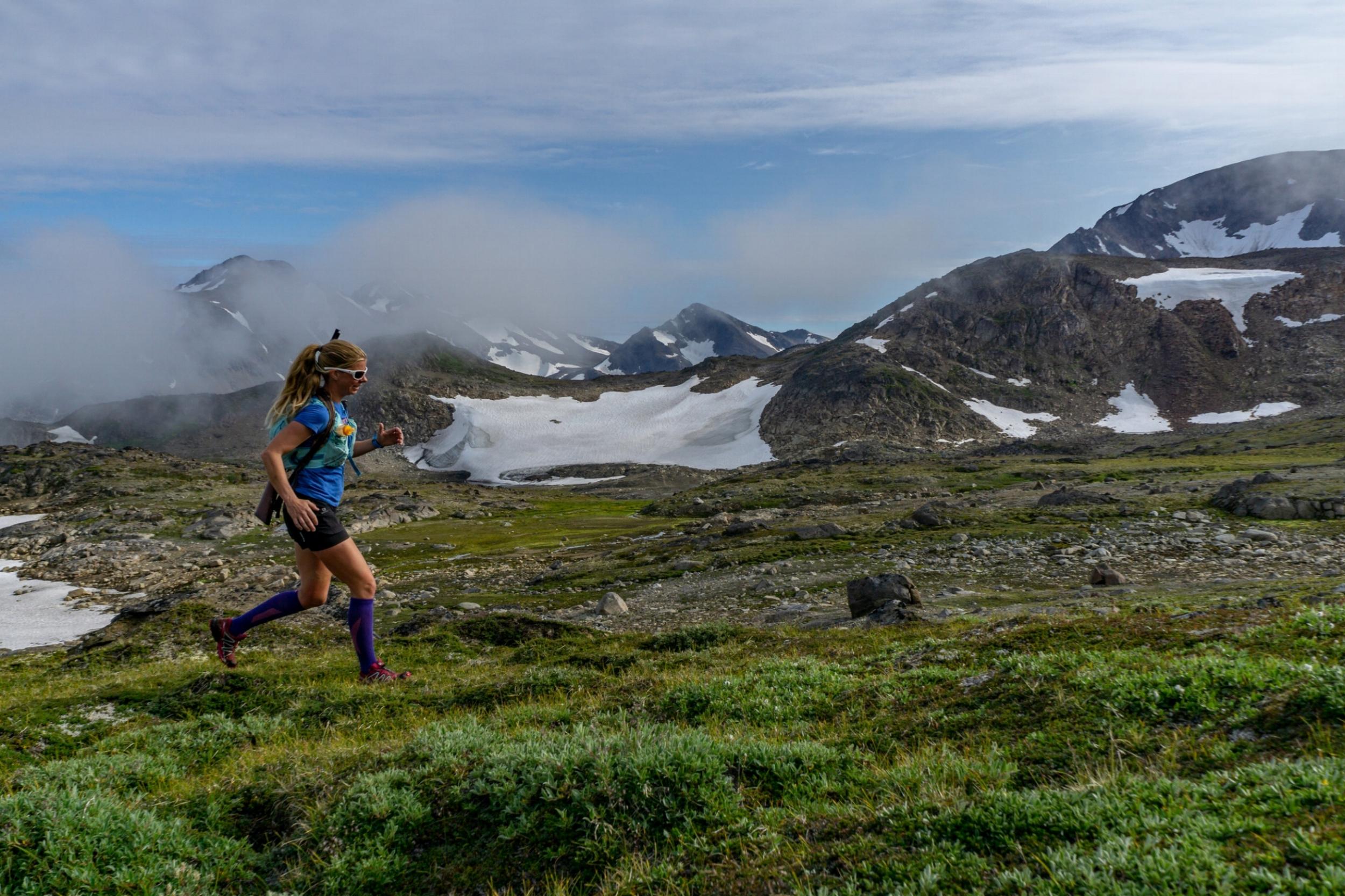 run in greenland