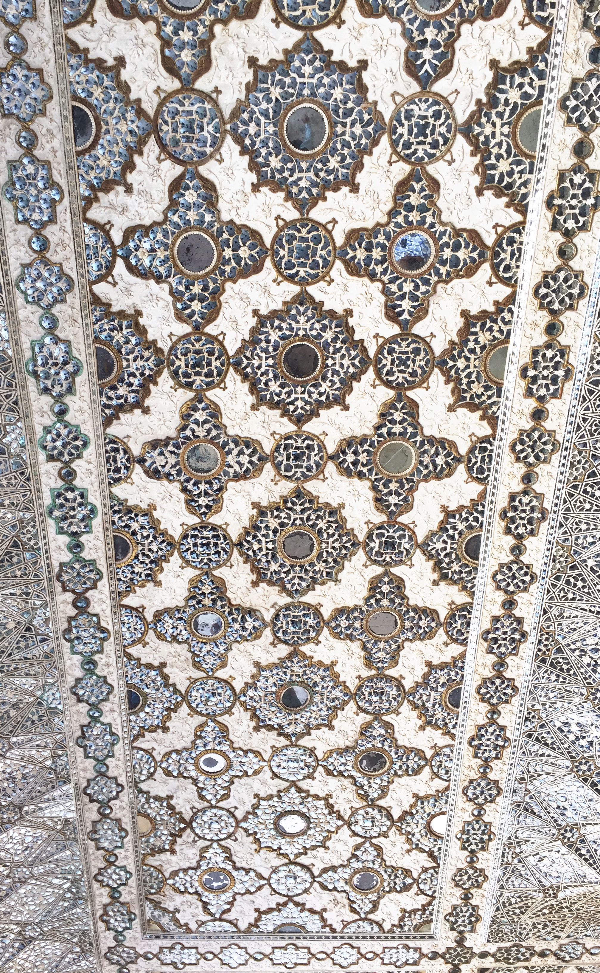 Sheesh Mahal - Mirror Palace, Jaipur, India