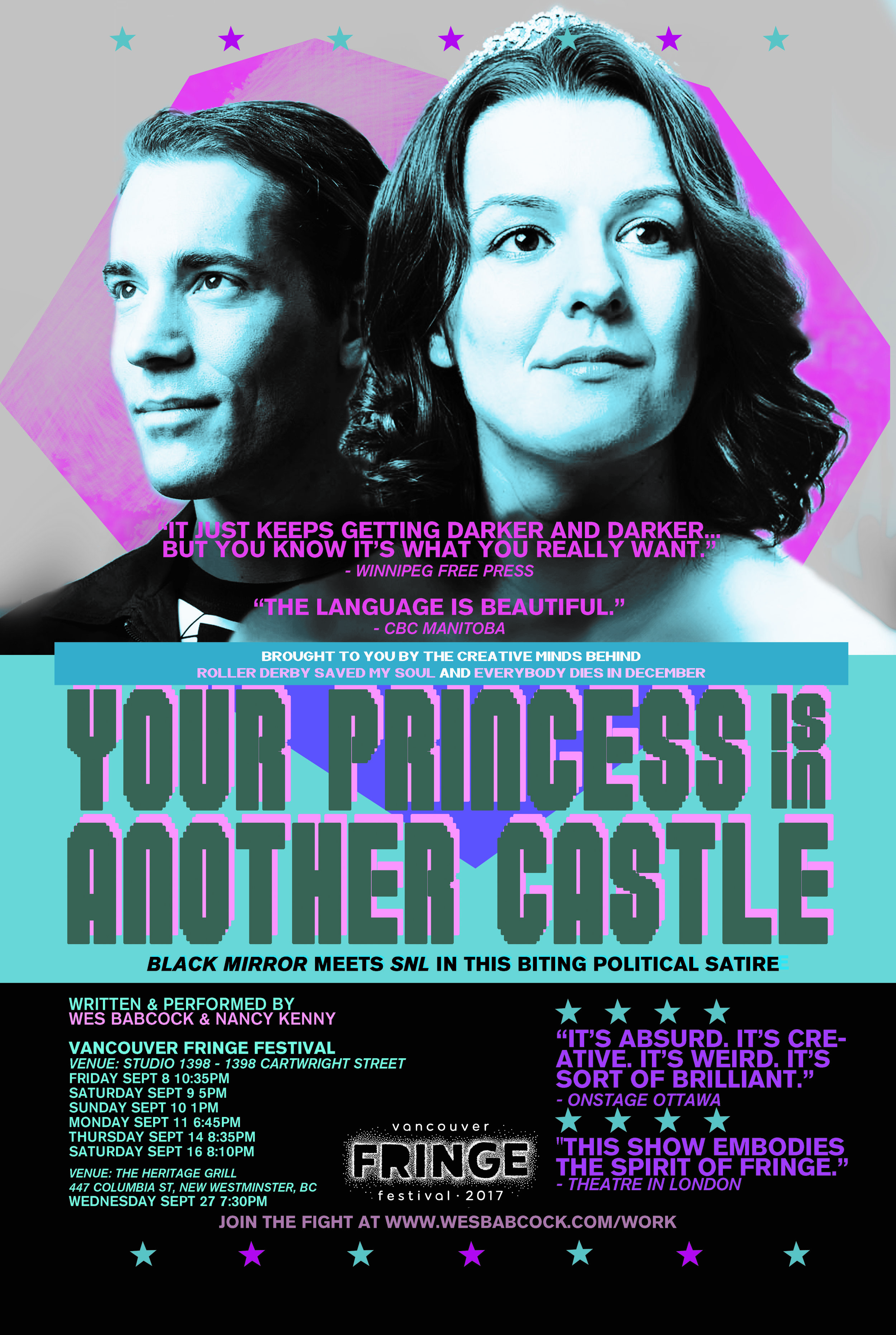Show poster for  Your Princess is in Another Castle