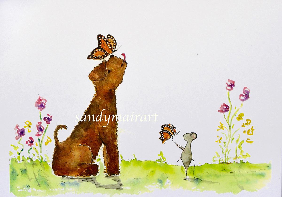 WM, kiss a butterfly.jpg