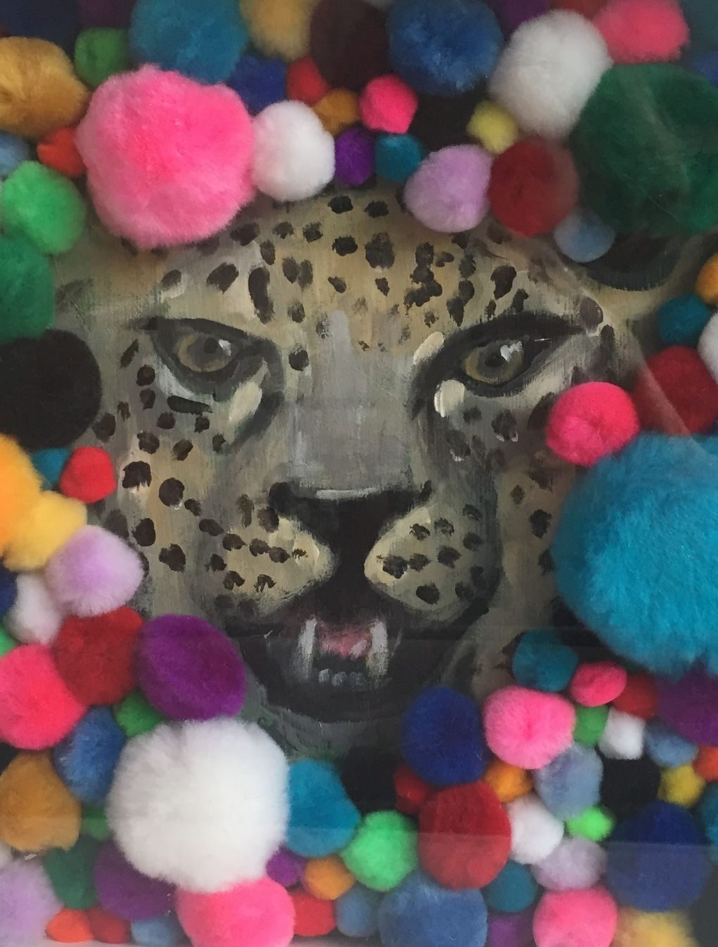 arabian leopard puff, 2015