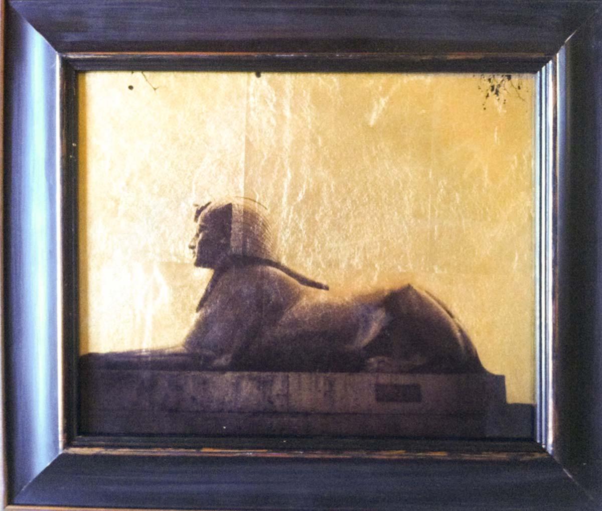 Sphinx, River Thames