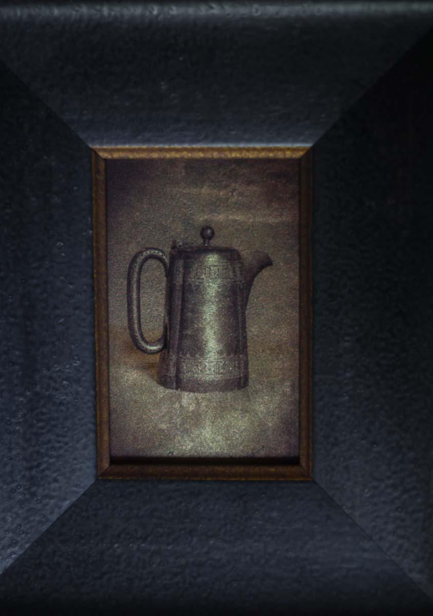 Coffee Pot, Italy