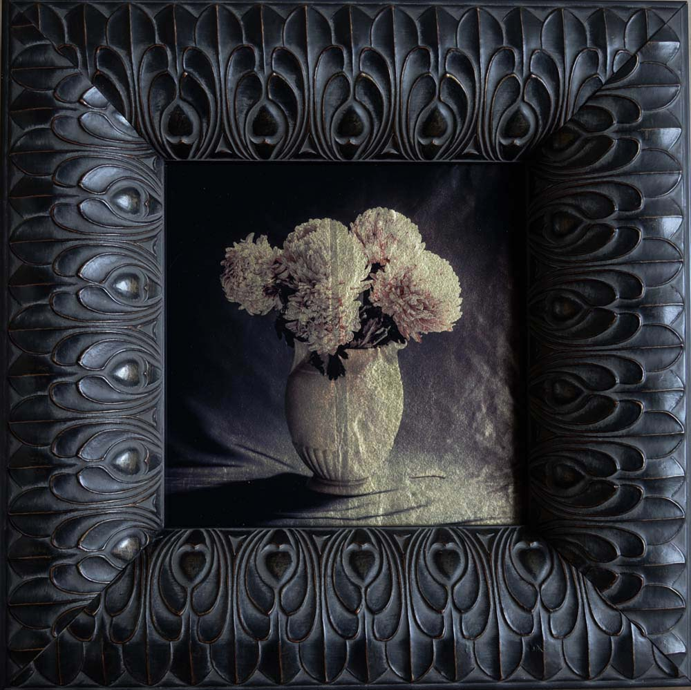 Vase with Chrysanthemum II