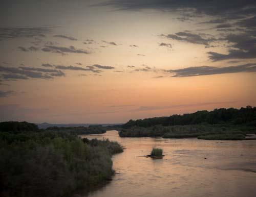Rio Grande River, New Mexico