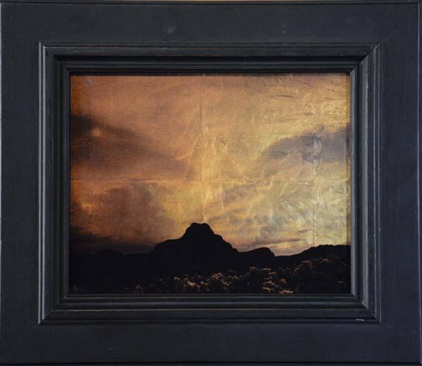 Sunset, Safford Peak