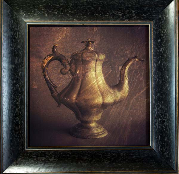 Curvaceous Coffee Pot