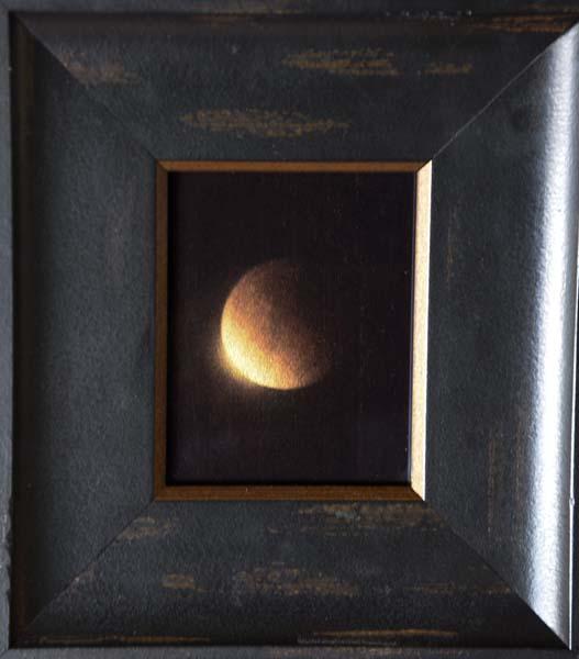 Total Lunar Eclipse I October 2015