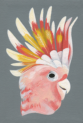 Cockatoo #2
