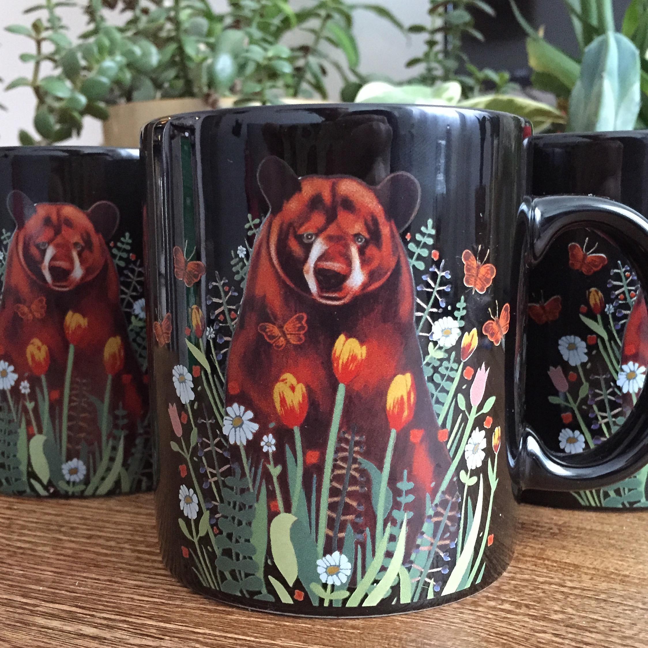 Bear Mugs, Sonnentor, Taiwan