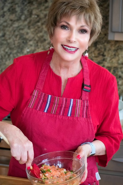 Marlene Sorosky Gray is one of America's top chefs and cookbook authors.