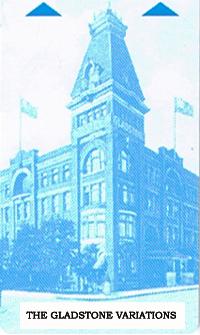 Gladstone Hotel key card
