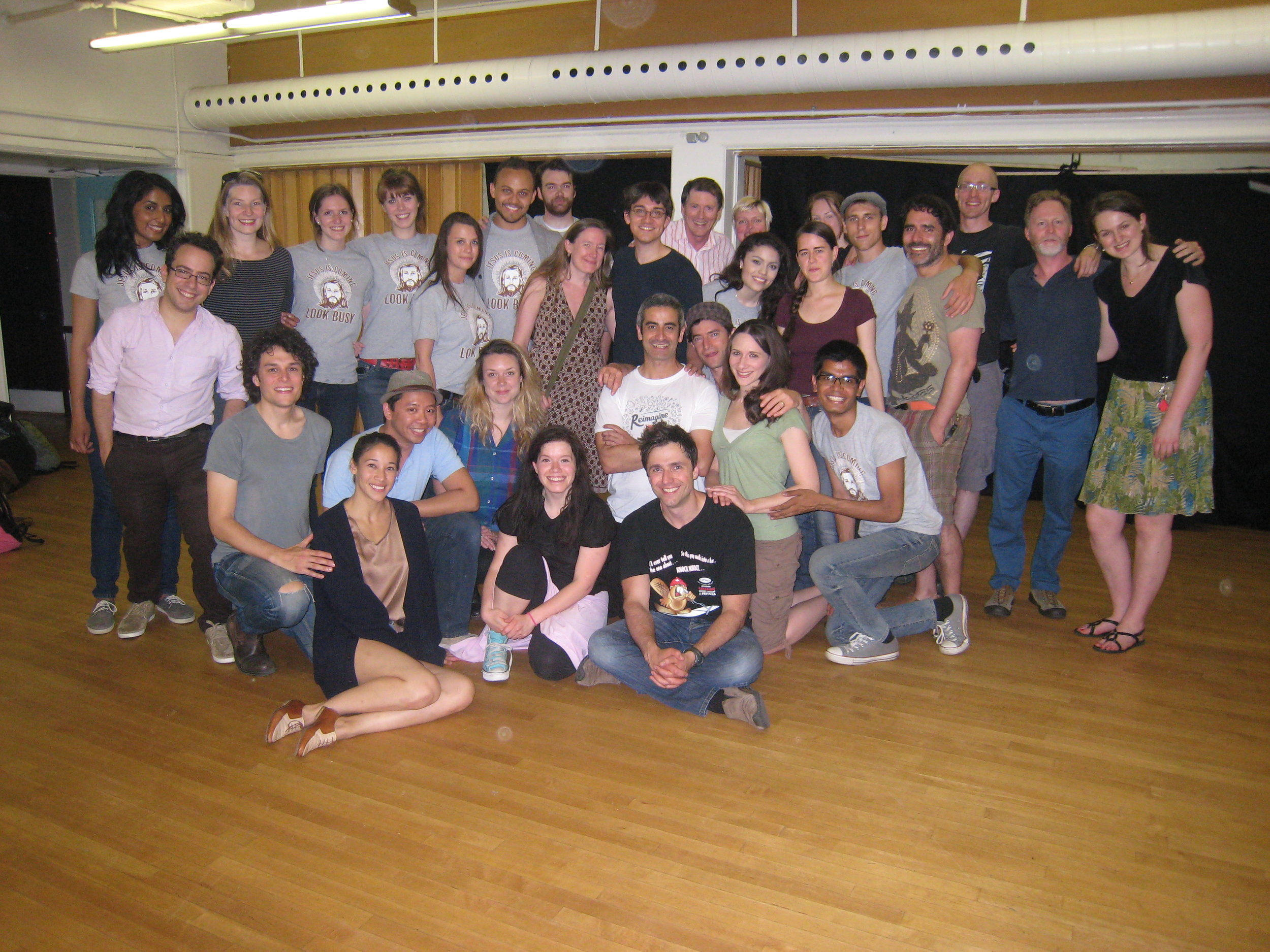 The Full Company with Playwright Sarah Ruhl (June 21, 2013)