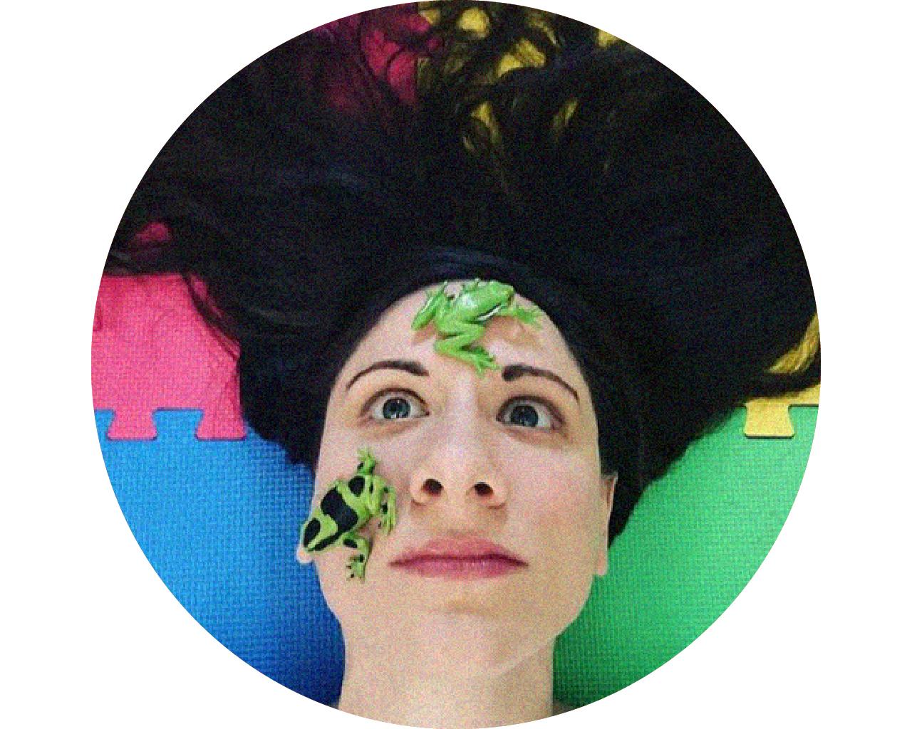 Julie Tepperman, creator of  Worry Warts
