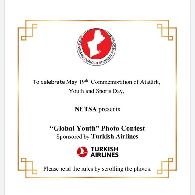 "NETSA Presents ""Global Youth"" Photo Contest Sponsored by Turkish Airlines. . . Last date to join the contest is May 25th. . . .  #IstanbulAirport  #TurkishAirlines  #NETSAGlobalYouth"