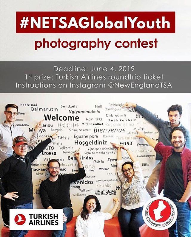 Yarışmamiz devam ediyor!!!! Eylüle kadar fotoğraflarınızı paylaşın, ne kadar genç ve global olduğunuzu gösterin #netsaglobalyouth #turkishairlines #istanbulairport