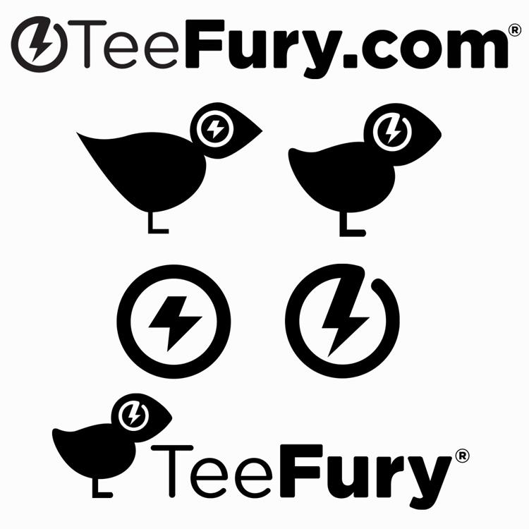 TeeFury Logo Redesign