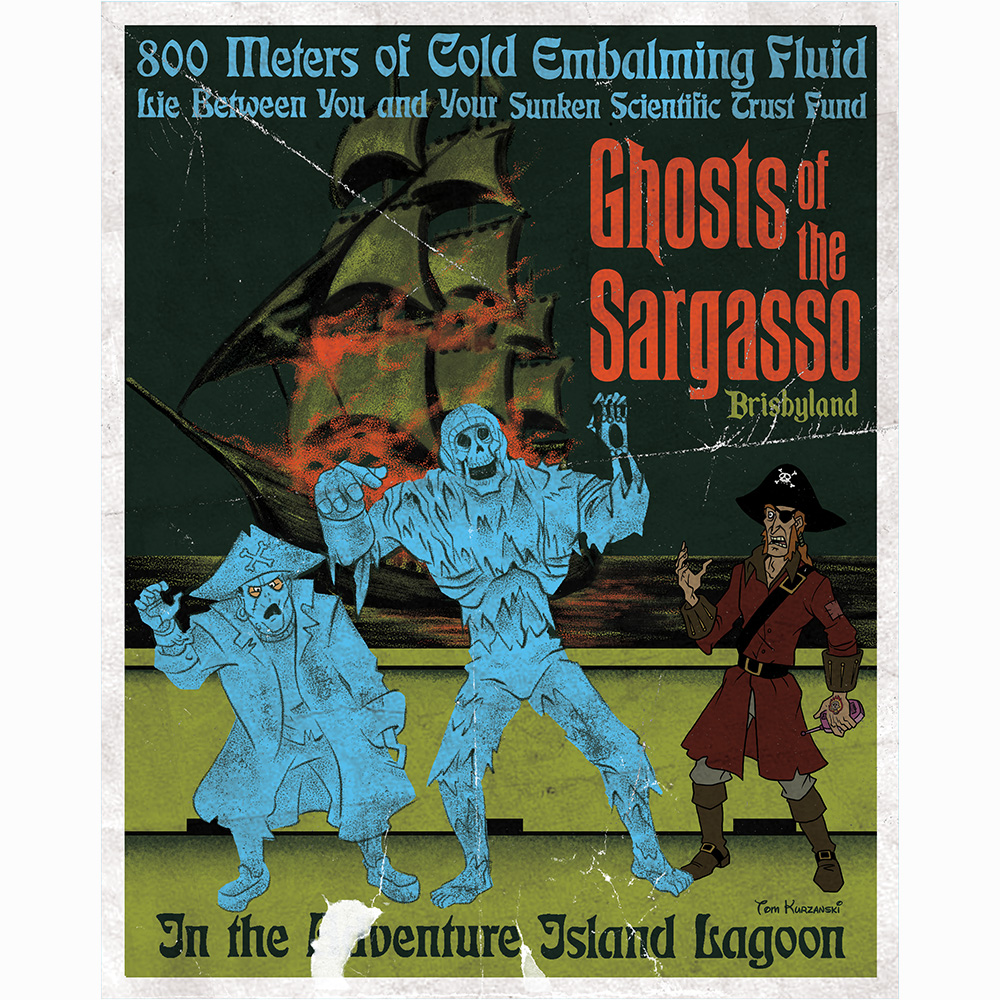 Ghosts of the Sargasso