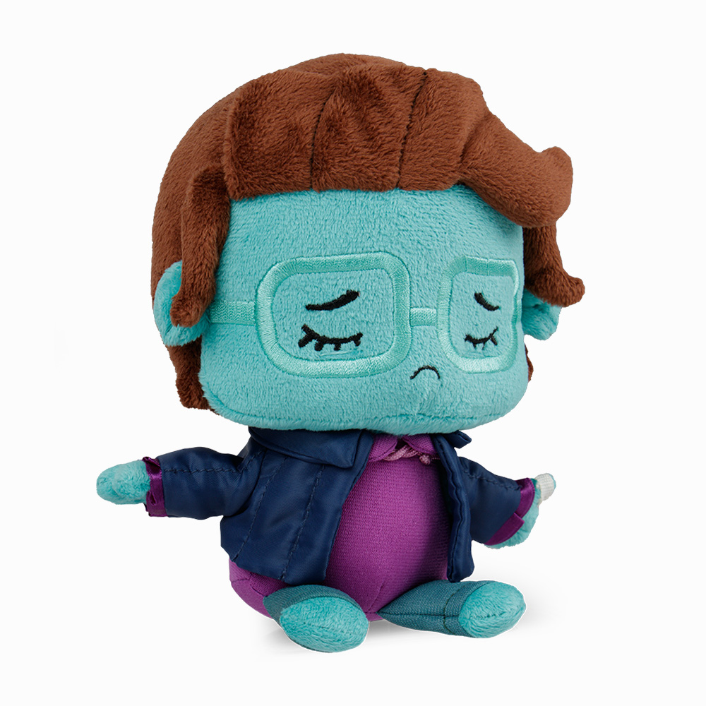 Upside Down Barb Plush