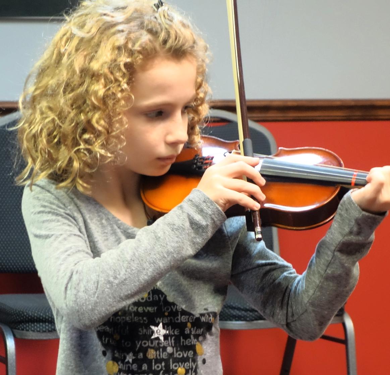 Violin Lessons DFW