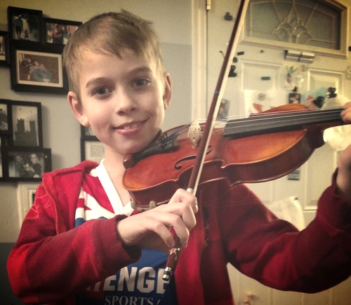 Cincinnati Violin 100 Day Practice Club