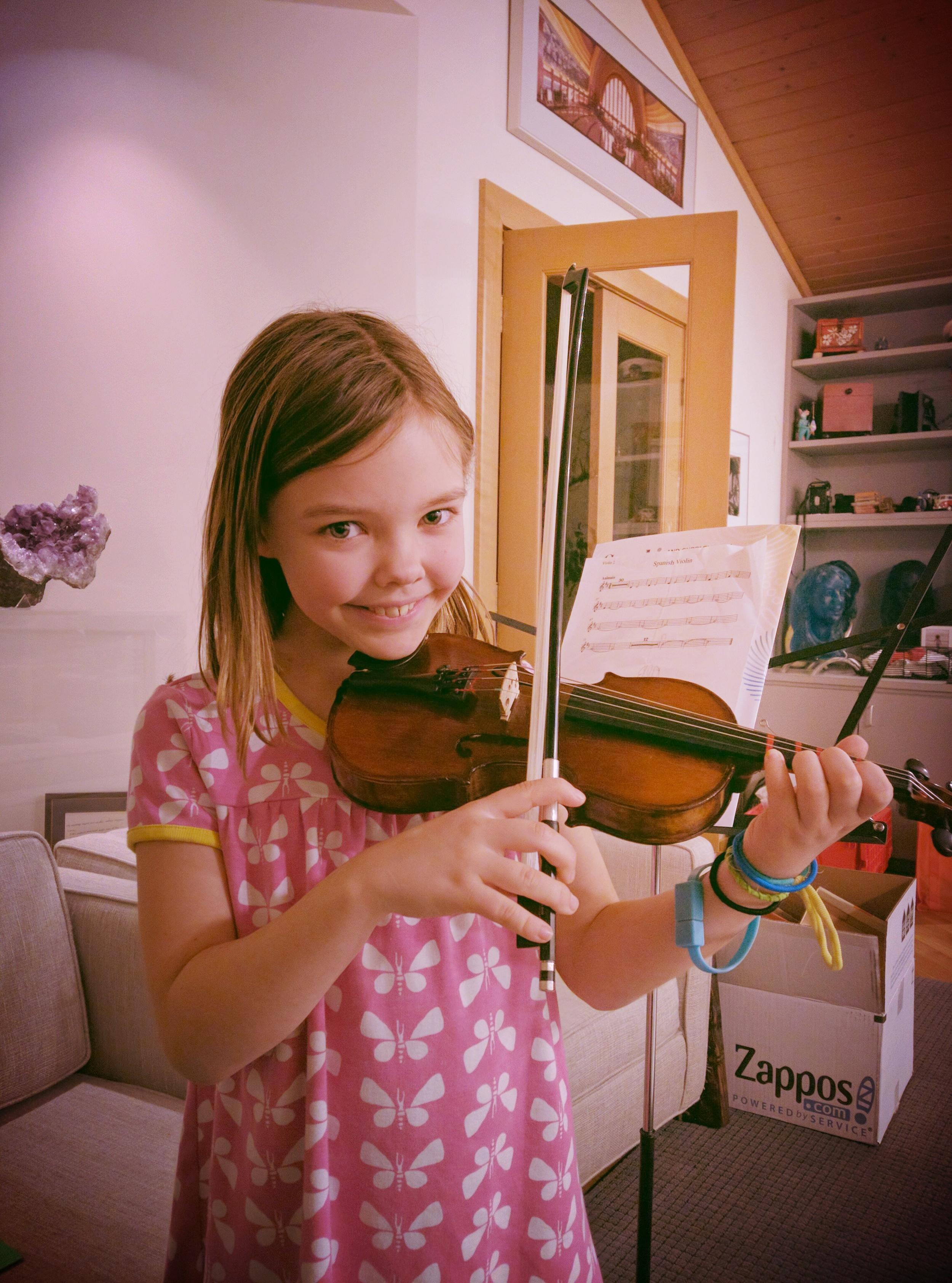 Cincinnati Violin Tutor