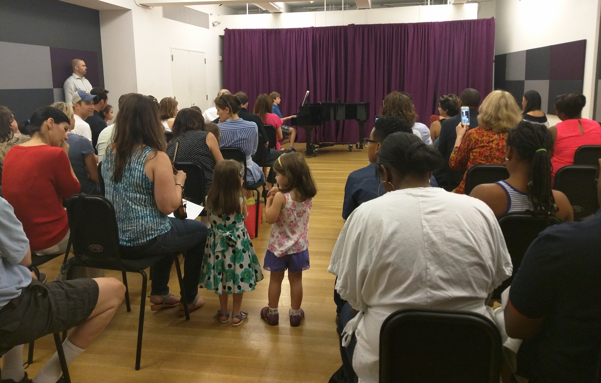 City Strings and Piano Recital
