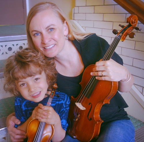 Violin Piano Lessons