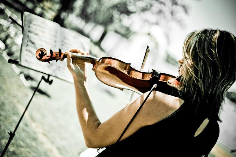 Minneapolis violin teacher