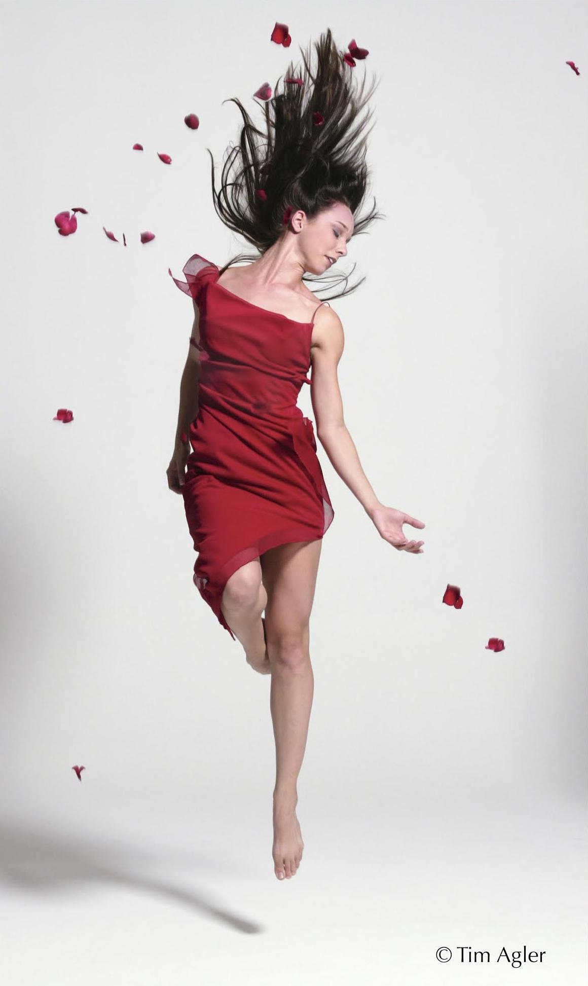 Photo © Tim Agler, William Lu's  Red Autumn