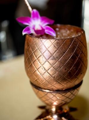 Panacea Pineapple Cocktail