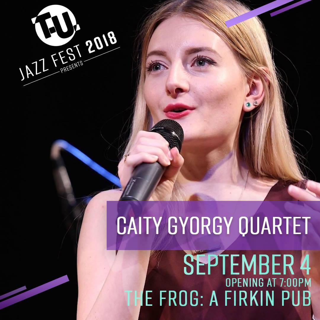 Caity Gyorgy Quartet