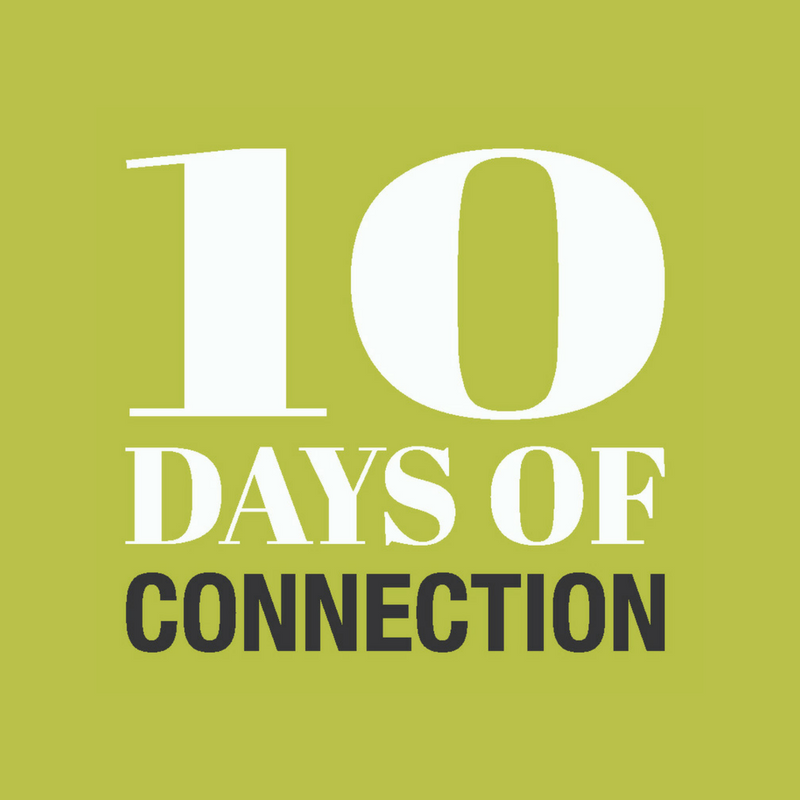 Radical Partners 10 Days of Connection Logo