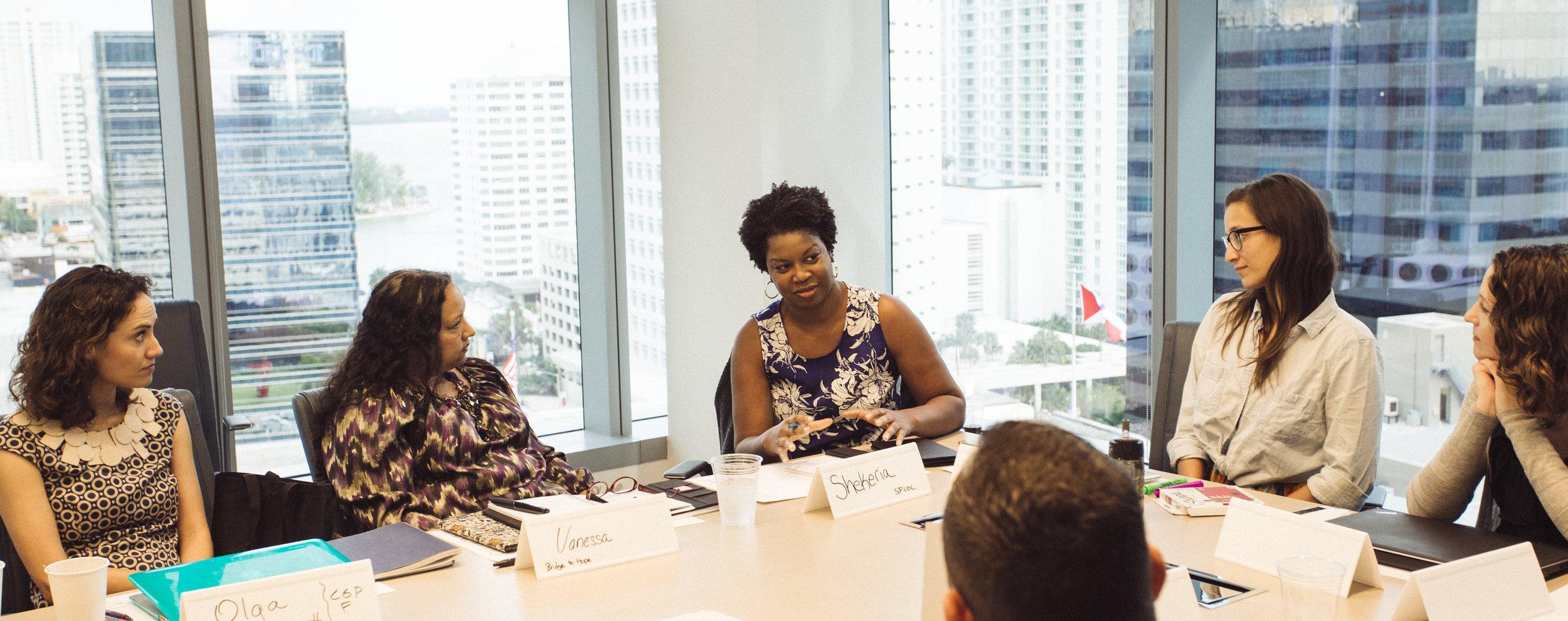 Radical Partners Social Entrepreneurship Bootcamp