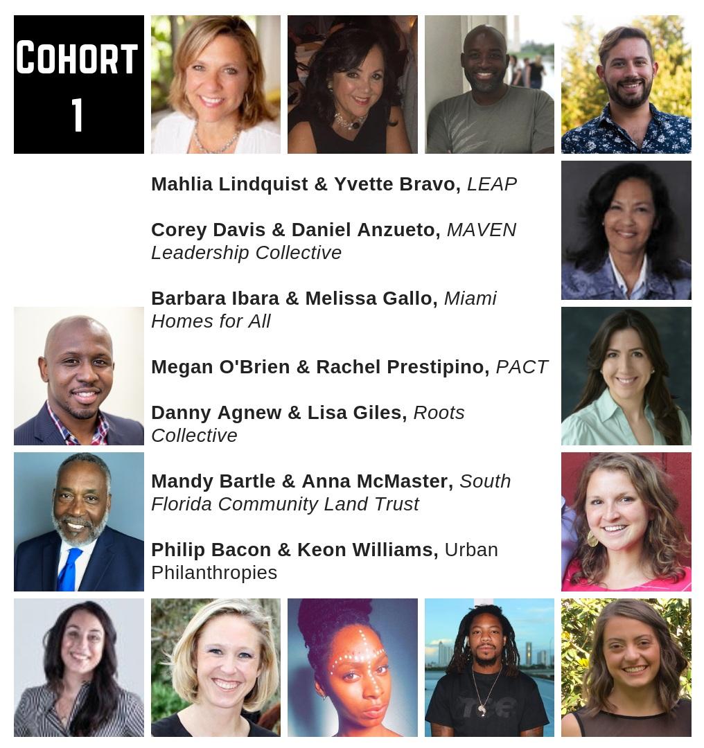 Radical Partners Leadership Lab Cohort 1