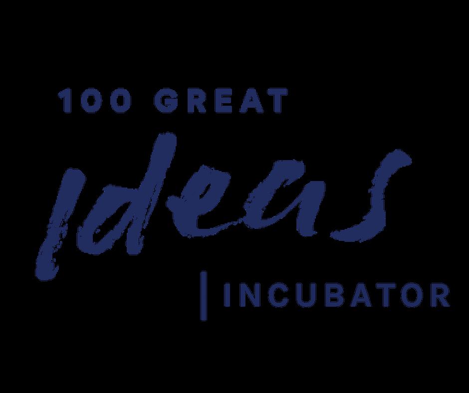 Radical Partners 100 Great Ideas Incubator Logo