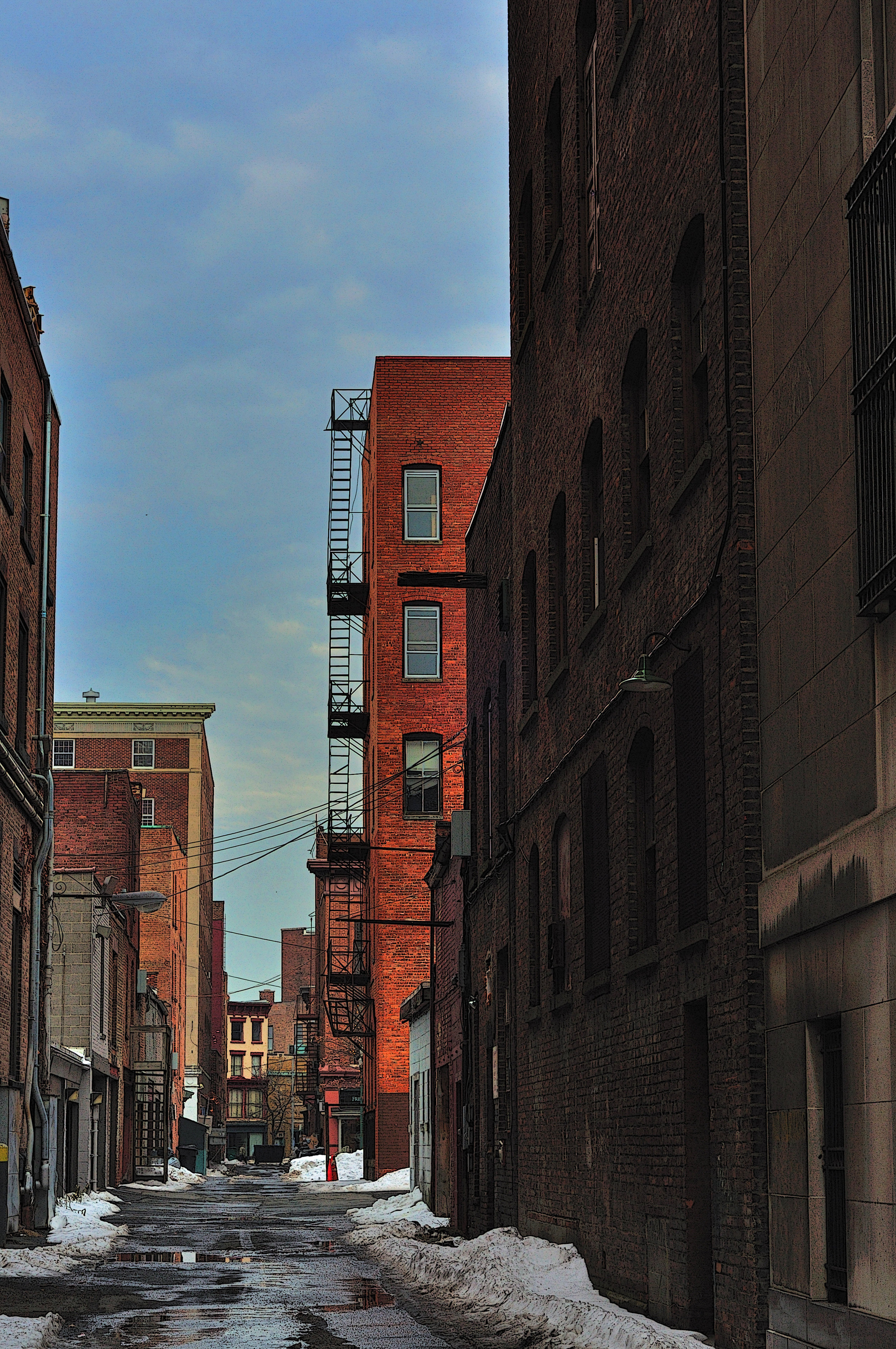 Troy Alley