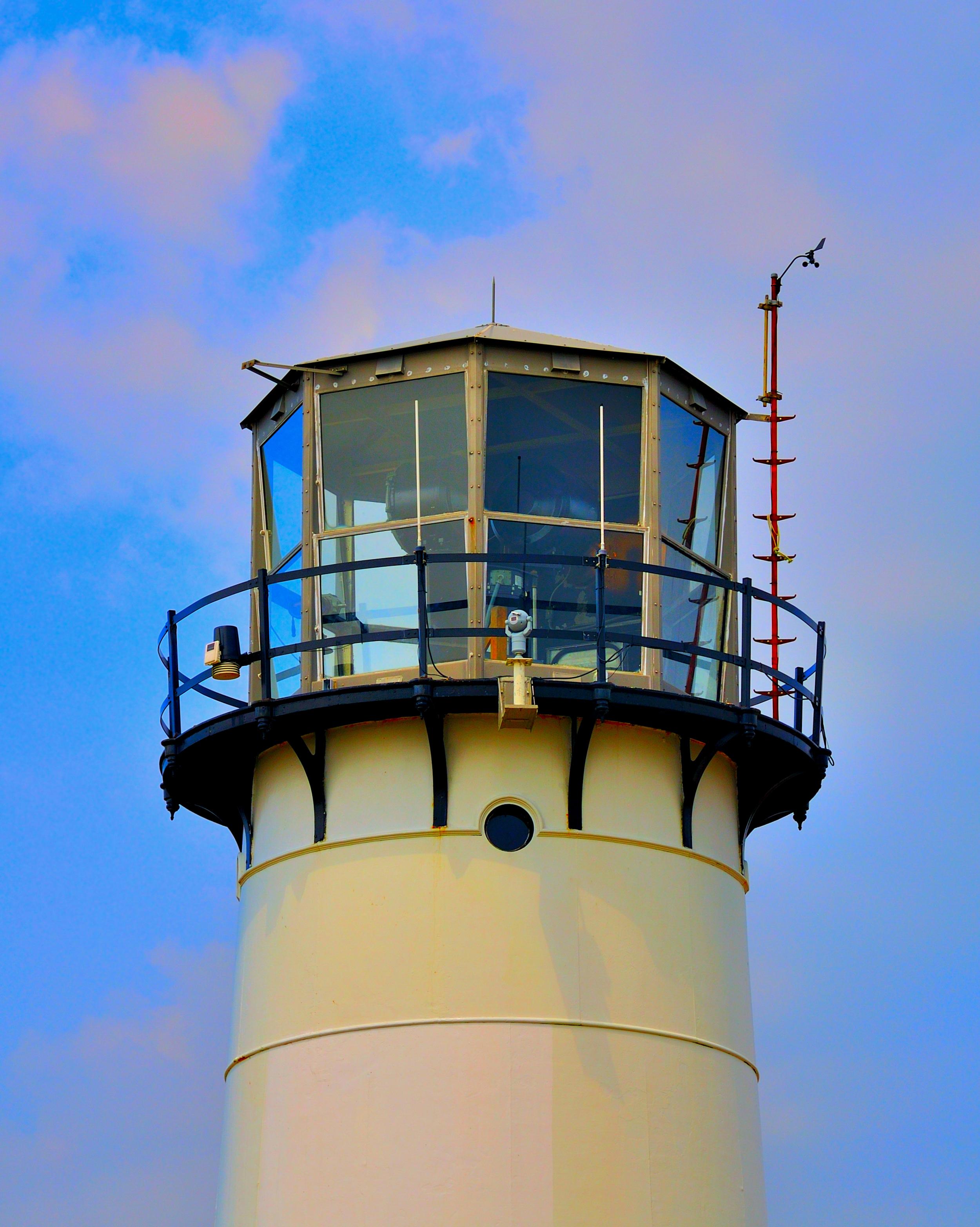 Lantern Room, Chatham Lighthouse