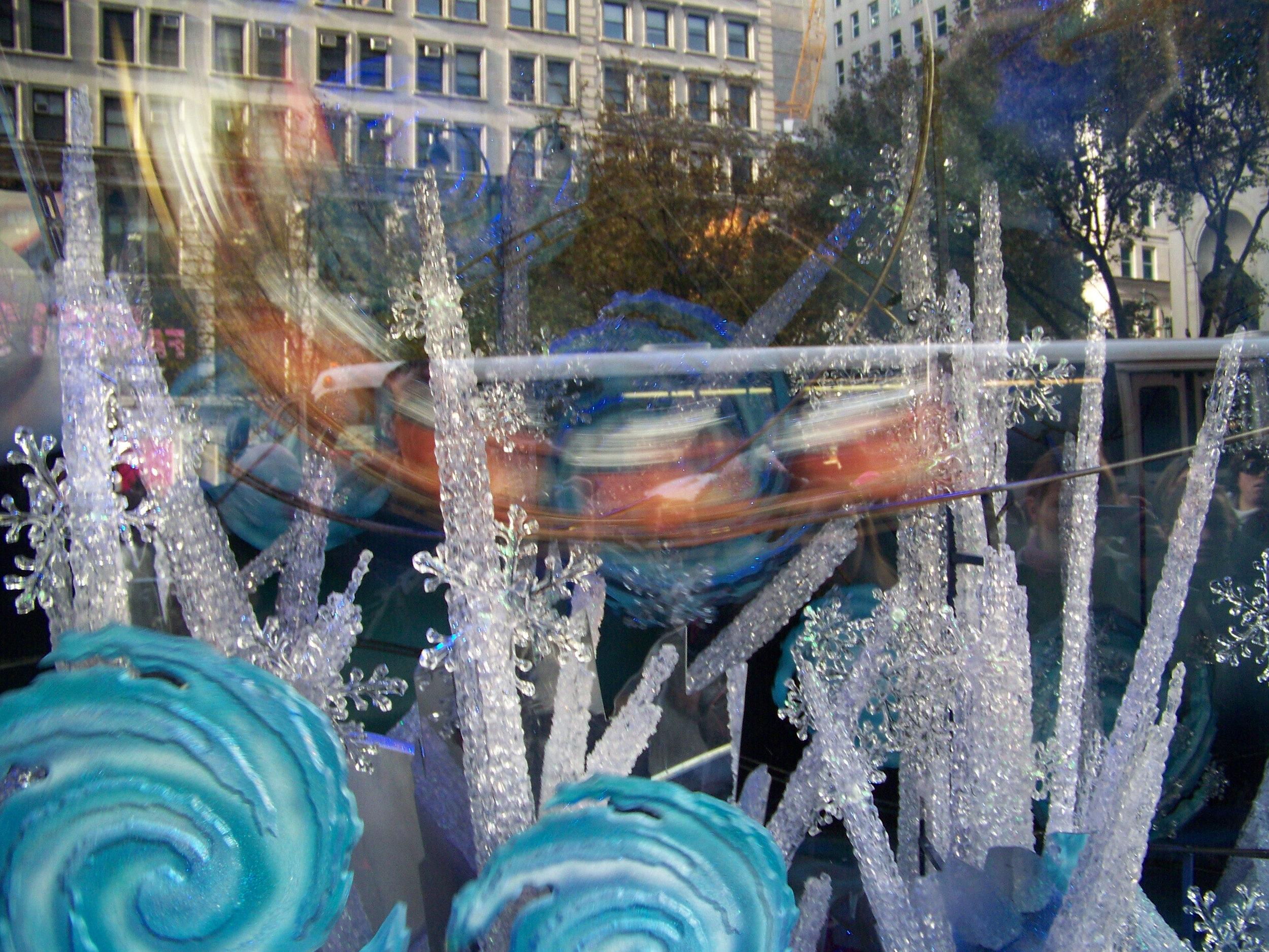 Macy's Christmas Window, 2007