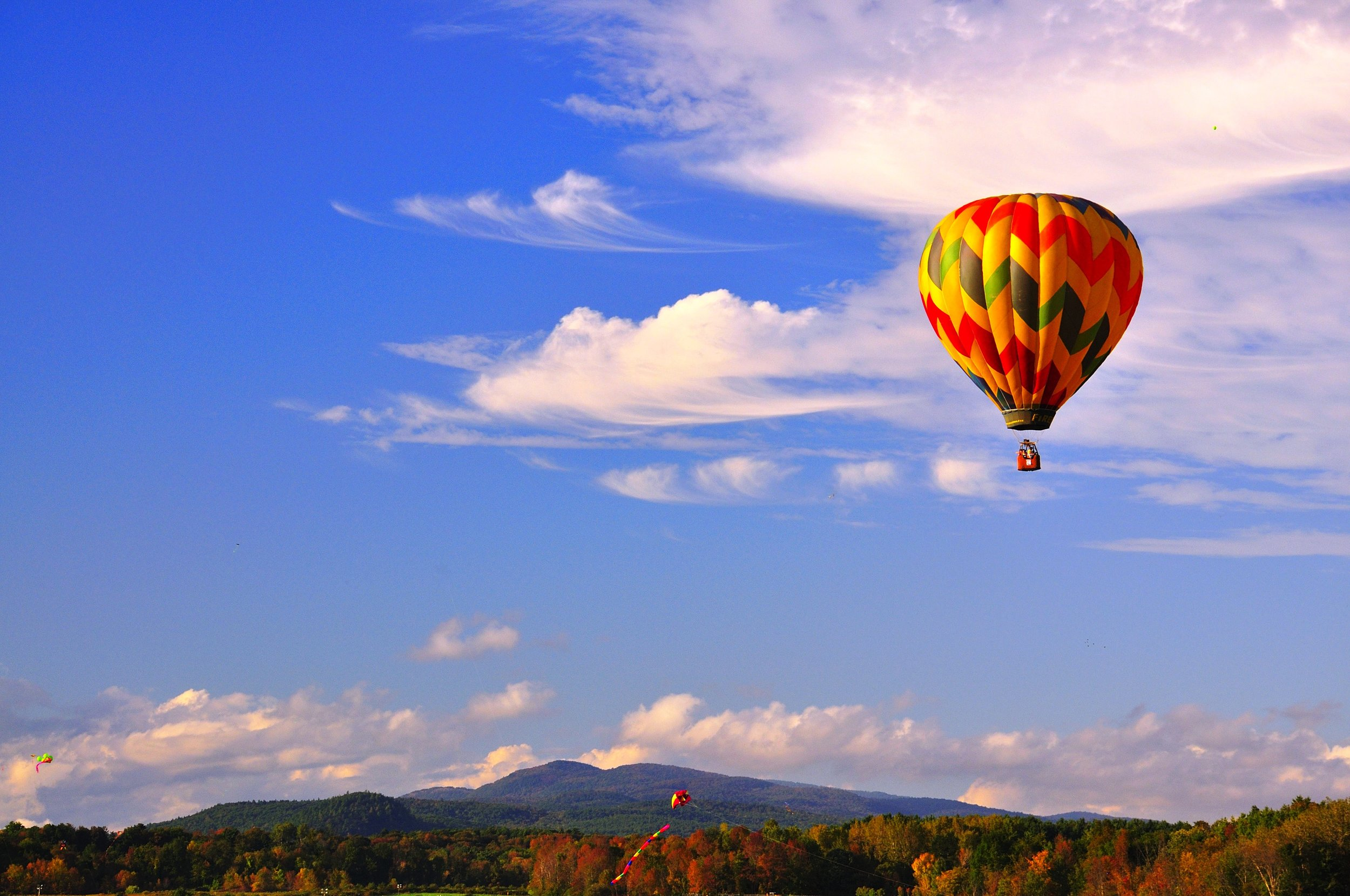Adirondack Balloon Festival 1