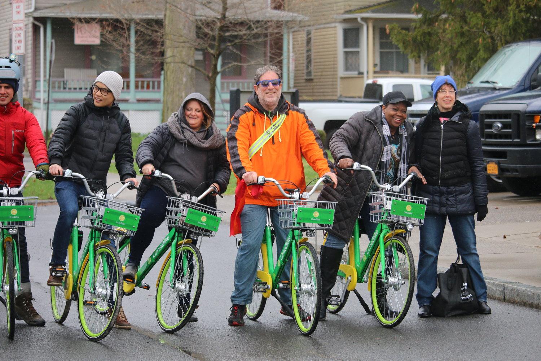 Lime in Ithaca — Bike Walk Tompkins