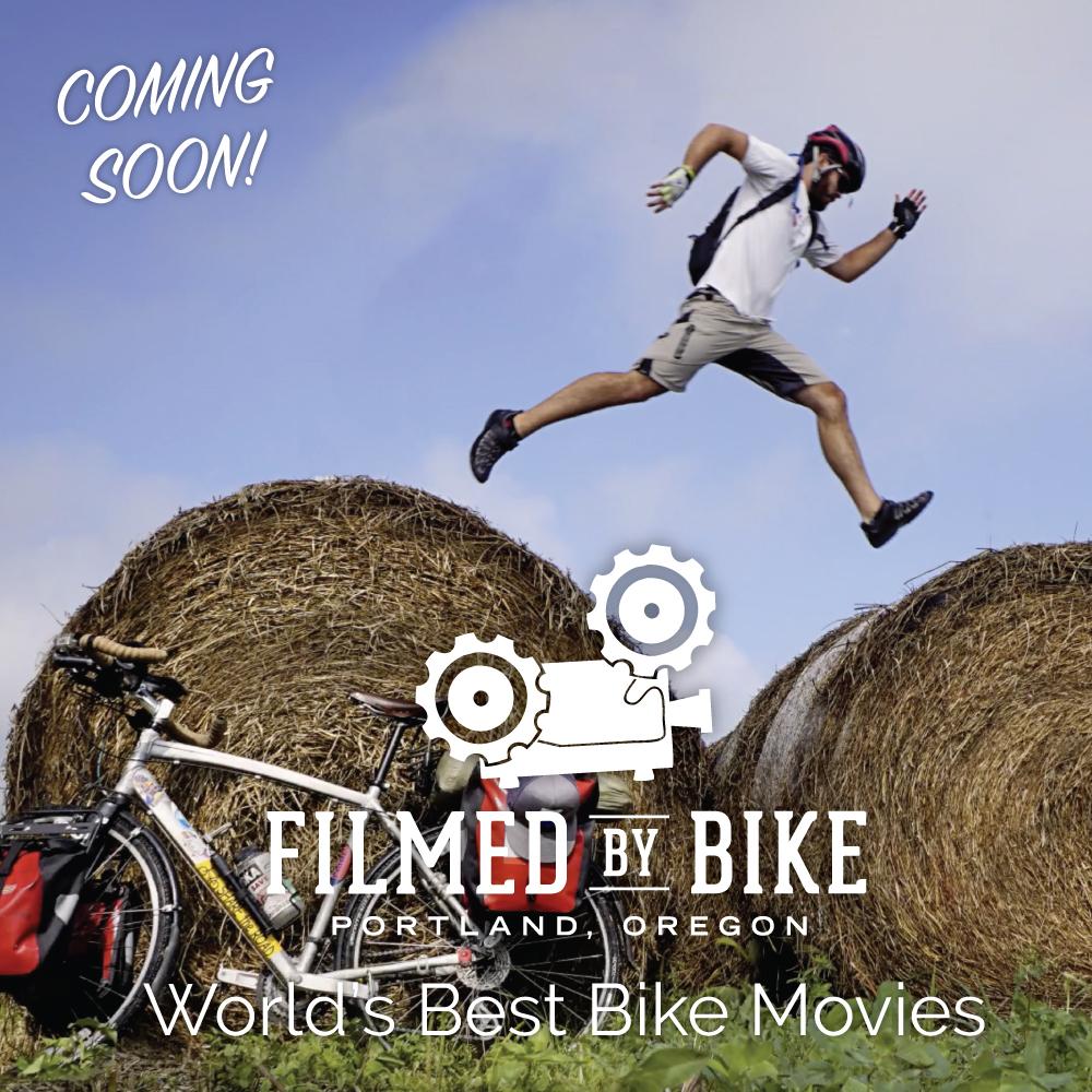 Shot from Road Between, a short in Filmed by Bike