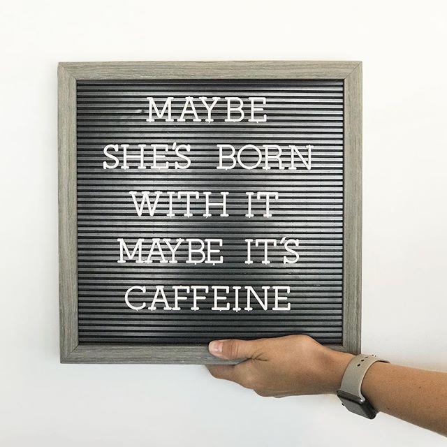 We agree with @true40bham_cahaba... Monday... meet coffee ☕️✨