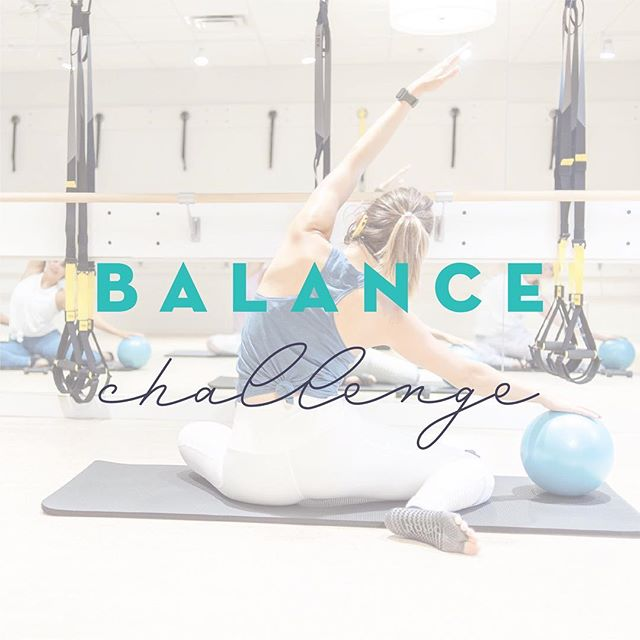 || B A L A N C E || It's time for our @true40studio annual Balance Challenge! In 2019 we are focusing on growing, honoring our bodies, and making a difference. Join us January 14th-February 2nd to take 15 classes and new challenges. Stay tuned for more details!