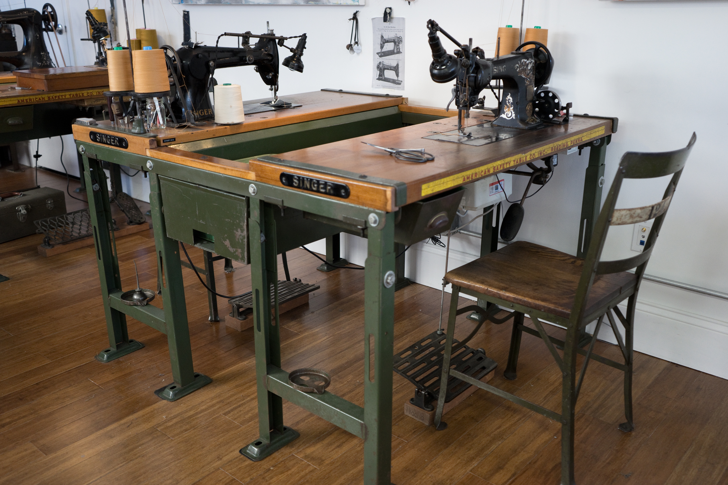 Power Sewing Tables