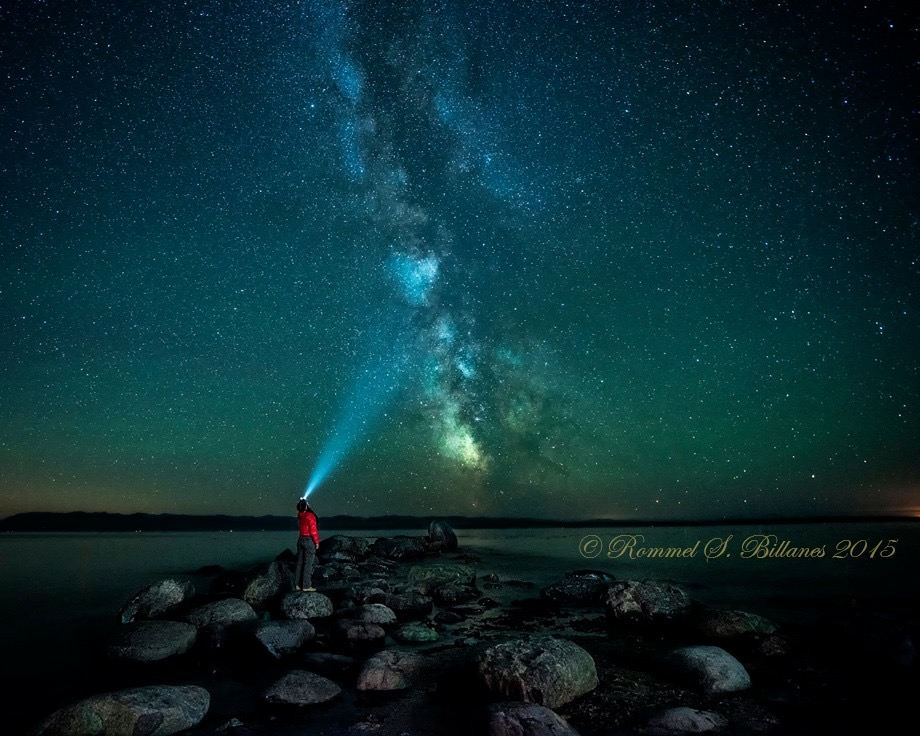 """1ST PLACE - Environment Category (Advance Classification) and BEST IN SHOW : """"Star Gazer"""""""